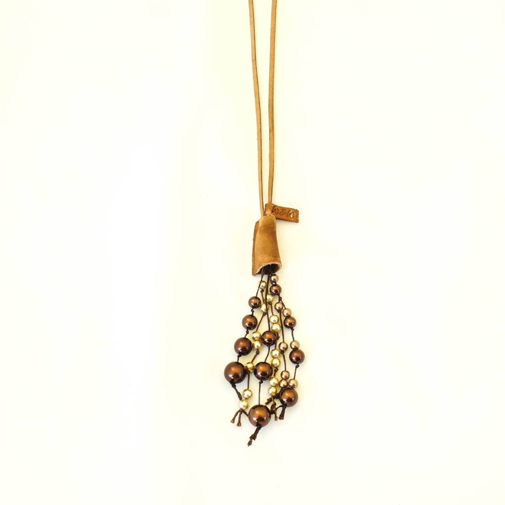 ketting limited atelier bruin