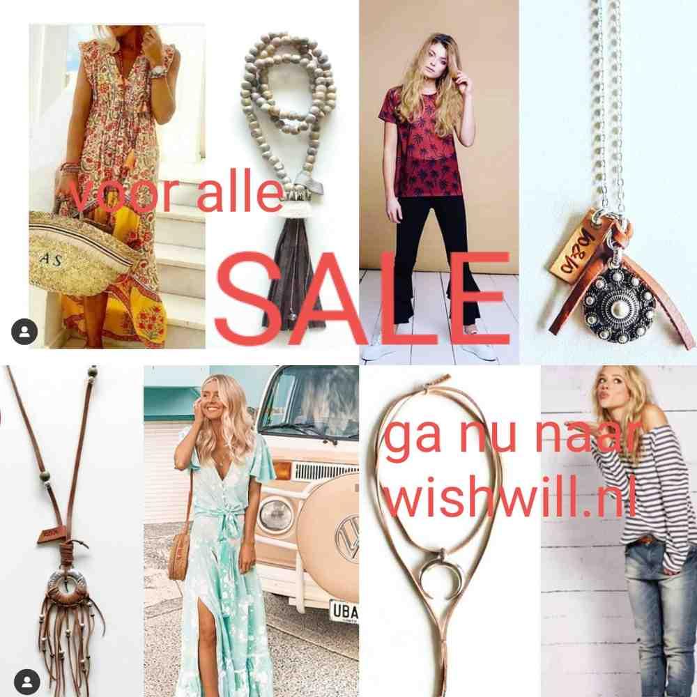 Sale Wish & Will – handgemaakte sieraden