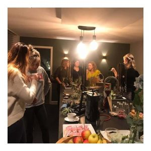Ladies Night Sieraden en Luchtplantjes